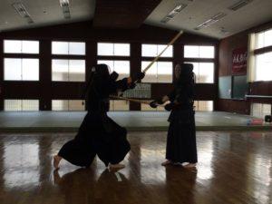 Japonsko_kendo